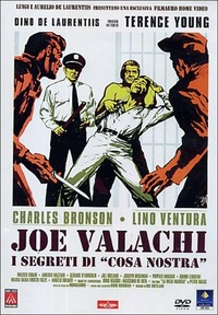 Cover Dvd Joe Valachi. I segreti di Cosa Nostra