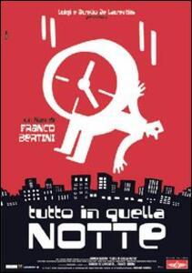 Tutto in quella notte di Franco Bertini - DVD