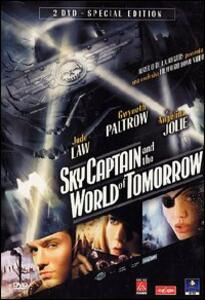 Sky Captain and the World of Tomorrow (2 DVD) di Kerry Conran - DVD