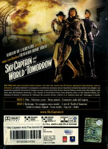 Sky Captain and the World of Tomorrow (2 DVD) di Kerry Conran - DVD - 2