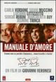 Cover Dvd DVD Manuale d'amore