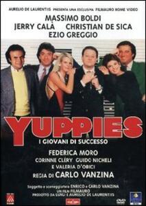 Yuppies. I giovani di successo di Carlo Vanzina - DVD
