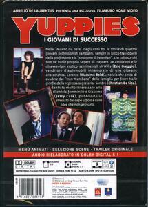 Yuppies. I giovani di successo di Carlo Vanzina - DVD - 2