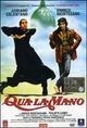 Cover Dvd Qua la mano