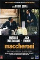 Cover Dvd DVD Maccheroni