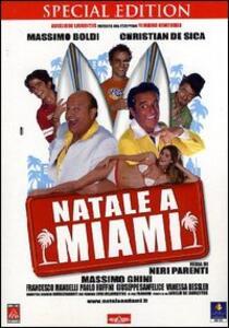 Natale a Miami (2 DVD)<span>.</span> Special Edition di Neri Parenti - DVD