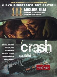 Crash. Contatto fisico (2 DVD) di Paul Haggis - DVD