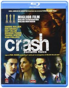 Crash. Contatto fisico di Paul Haggis - Blu-ray