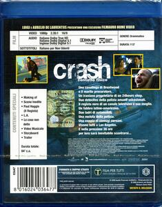 Crash. Contatto fisico di Paul Haggis - Blu-ray - 2