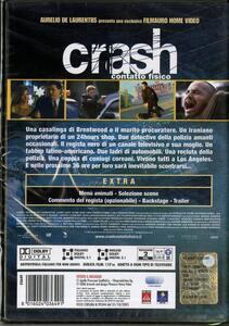 Crash. Contatto fisico di Paul Haggis - DVD - 2