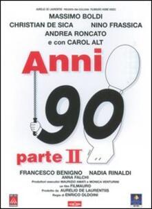 Anni 90 parte II di Enrico Oldoini - DVD