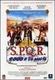 Cover Dvd S.P.Q.R. - 2000 e � anni fa