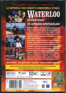 Waterloo di Sergej F. Bondarchuk - DVD - 2