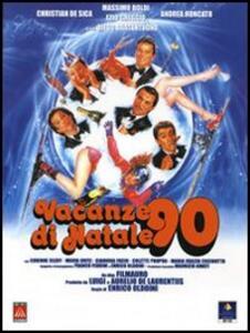 Vacanze di Natale 90 di Enrico Oldoini - DVD