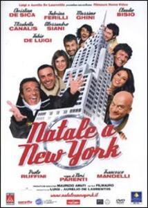 Natale a New York (1 DVD) di Neri Parenti - DVD