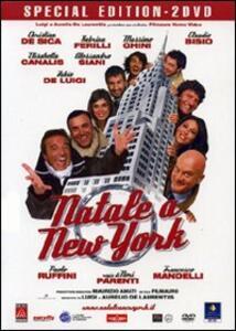 Natale a New York (2 DVD) di Neri Parenti - DVD