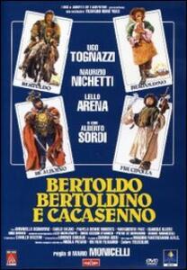 Bertoldo, Bertoldino e Cacasenno di Mario Monicelli - DVD