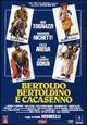 Cover Dvd DVD Bertoldo, Bertoldino e Cacasenno