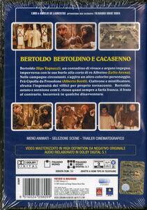 Bertoldo, Bertoldino e Cacasenno di Mario Monicelli - DVD - 2