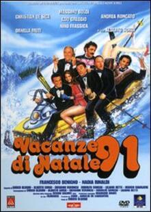 Vacanze di Natale 91 di Enrico Oldoini - DVD