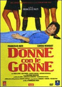 Cover Dvd Donne con le gonne