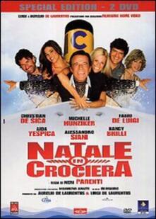 Natale in crociera (2 DVD)<span>.</span> Special Edition di Neri Parenti - DVD