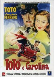 Totò e Carolina di Mario Monicelli - DVD