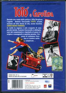 Totò e Carolina di Mario Monicelli - DVD - 2