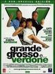 Cover Dvd Grande, grosso e Verdone