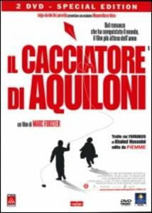 Il cacciatore di aquiloni (2 DVD)<span>.</span> Special Edition di Marc Forster - DVD