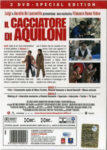 Il cacciatore di aquiloni (2 DVD)<span>.</span> Special Edition di Marc Forster - DVD - 2