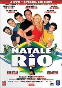 Natale a Rio (2 DVD) di Neri Parenti - DVD
