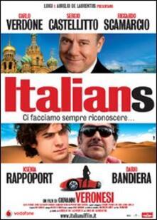 Italians (2 DVD) di Giovanni Veronesi - DVD