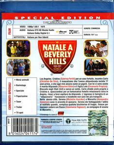 Natale a Beverly Hills di Neri Parenti - Blu-ray - 2