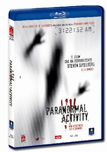 Paranormal Activity (Blu-ray) di Oren Peli - Blu-ray
