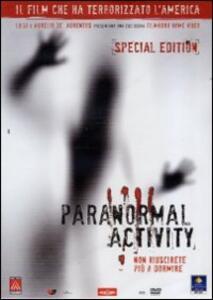Paranormal Activity di Oren Peli - DVD