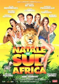 Cover Dvd Natale In Sud Africa (Blu-ray)