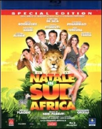 Cover Dvd Natale in Sud Africa