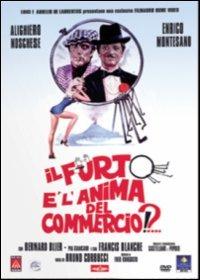 Cover Dvd Il furto è l'anima del commercio