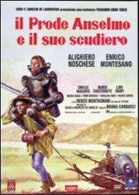 Cover Dvd Il prode Anselmo e il suo scudiero