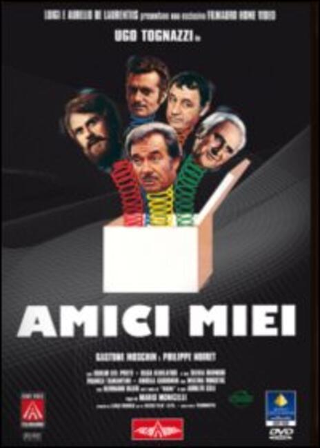 Amici miei di Mario Monicelli - DVD