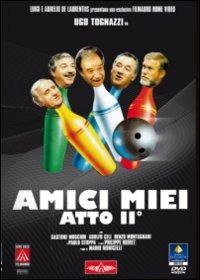 Cover Dvd Amici miei atto secondo (DVD)