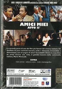 Amici miei atto secondo di Mario Monicelli - DVD - 2
