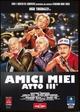 Cover Dvd DVD Amici miei - Atto III
