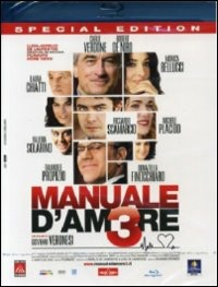 Cover Dvd Manuale d'amore 3 (Blu-ray)