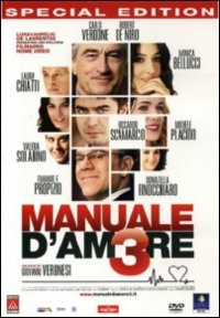 Cover Dvd Manuale d'amore 3 (DVD)