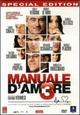Cover Dvd DVD Manuale d'amore 3