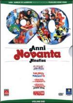Anni Novanta. Ninties. Vol. 2 (5 DVD)