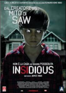 Insidious di James Wan - DVD