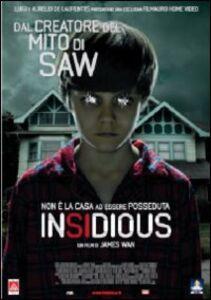 Film Insidious James Wan
